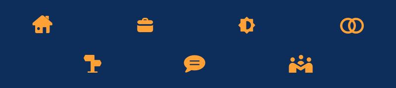 Funding icons