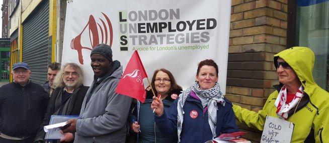 London Unemployed Strategies