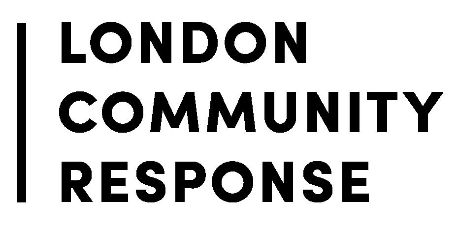 London Community Response logo (png)